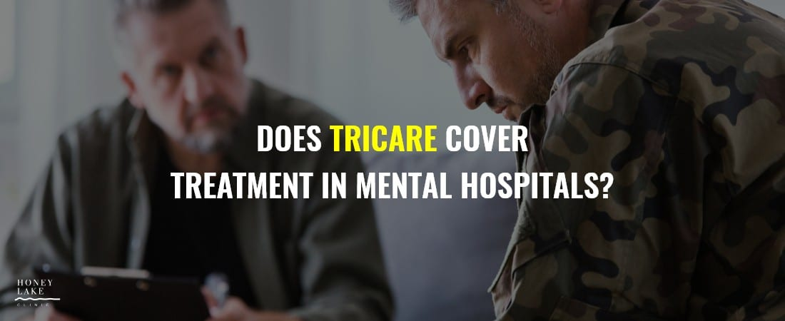 Does TRICARE Cover Treatment in Mental Hospitals?